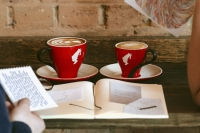 Meet With A Poem this World Coffee Day