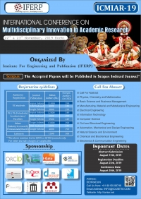 International Conference on Multidisciplinary Innovation in Academic Research