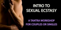 Intro to Sexual Ecstasy: Tantra Workshop for Singles & Couples on December 02, 2019