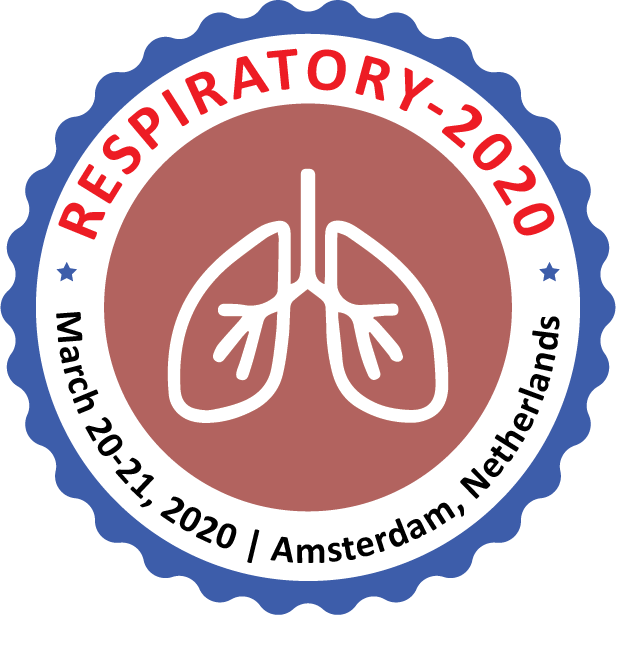 11th Annual Congress on  Pulmonology & Respiratory Medicine, Amsterdam, , Netherlands