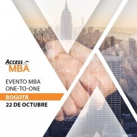 Meet the best MBA schools in Bogota on October 22nd!