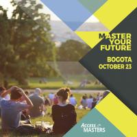 Meet top international Masters programmes in Bogota on 23 of October