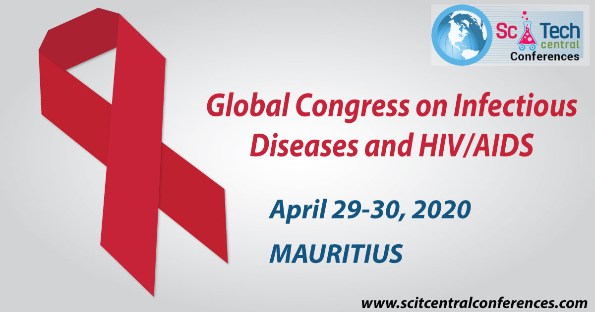 Global Congress on Infectious Diseases and HIV/AIDS, Mauritius