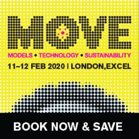 MOVE 2020, London, United Kingdom