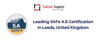 Leading SAFe 4.6 Certification Training in Leeds, United Kingdom