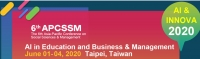 The 6th Asia-Pacific Conference on Social Sciences & Management (APCSSM 2020)
