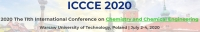 2020 The 11th International Conference on Chemistry and Chemical Engineering (ICCCE 2020)