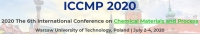 2020 The 6th International Conference on Chemical Materials and Process (ICCMP 2020)