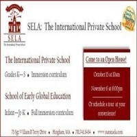 All School Open House at SELA: The International Private School