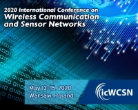 2020 International Conference on Wireless Communication and Sensor Networks (icWCSN-2020)