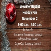 Brewster Baptist Church Holiday Fair