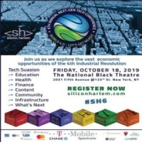 #SH6 - The Silicon Harlem Sixth Annual Next-Gen Tech Conference And Job Fair