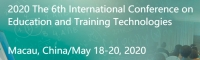 2020 The 6th International Conference on Education and Training Technologies (ICETT 2020)
