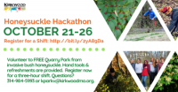 Honeysuckle Hackathon