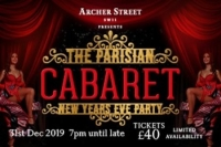 The Parisian Cabaret NYE Party - SW11