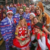 TBOX 2019 - Chicago's 24th Annual 12 Bars of Xmas Crawl - December 2019