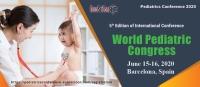 5th International conference on World Pediatric Congress