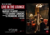 Live in the Lounge - Sharrif Simmons x Marque Gilmore x Trombone Jerome