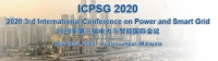 2020 3rd International Conference on Power and Smart Grid (ICPSG 2020)