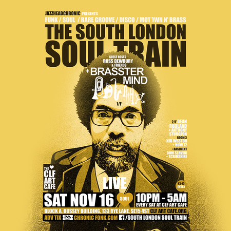 The South London Soul Train with Brasstermind (Live) + More, London, United Kingdom
