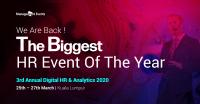 3rd Annual Digital HR & Analytics