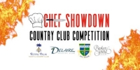 Chef Showdown Country Club Competition