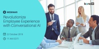 Revolutionize Employee Experience with Conversational AI