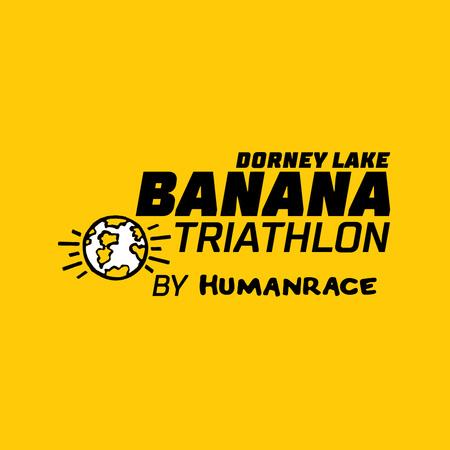 Banana Triathlon 2020, Windsor, Buckinghamshire, United Kingdom