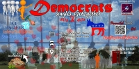 """""""Democrats Singles Get2gether for 30s +"""": Sharing political views and love"""