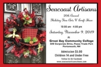 Seacoast Artisans 20th Annual Holiday Fine Arts & Craft Show