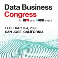 Data Business Congress 2020, February 3-4, 2020, San Jose, California