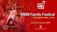 WBM Family Festival 2019 at Emporium Mall Lahore