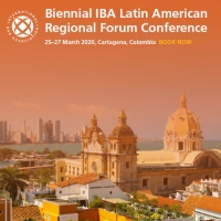 Biennial IBA Latin American Regional Forum Conference - March 2020
