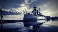 USS Battleship North Carolina Halloween Ghost Hunt