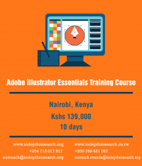 Be an Amazing Graphic Designer, attend our Adobe Illustrator Essentials Course