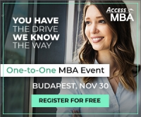 Exclusive MBA Event in Budapest on November 30!
