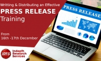 Writing Press Release Course