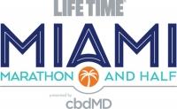 Life Time Miami Marathon and Half Marathon presented by cbdMD