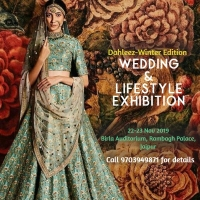 Wedding Lifestyle Exhibition at Jaipur - BookMyStall
