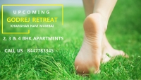Godrej Retreat  New Launch – Apartments in Kharghar Navi Mumbai