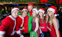 New York City SantaCon Crawl 2019