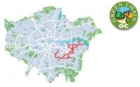 The Green Chain Challenge 10k, Half Marathon, Marathon - September 2020