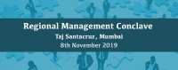 Regional Management Conclave, 8 November 2019, Mumbai