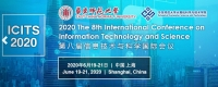 2020 The 8th International Conference on Information Technology and Science (ICITS 2020)
