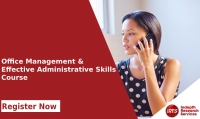 Office Management and Effective Administrative Skills Course.