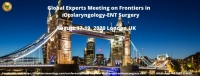 Global Experts Meeting on Frontiers in Otolaryngology-ENT Surgery Conference