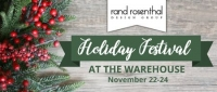 St. Louis Holiday Festival Pop Up Shop Presented by Rand Rosenthal