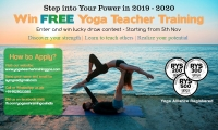 Free Yoga Teacher Training in Goa, India
