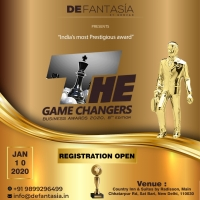 India's Game Changers Business Awards 2020 8th Edition