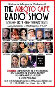 The Arroyo Cafe Holiday Radio Show